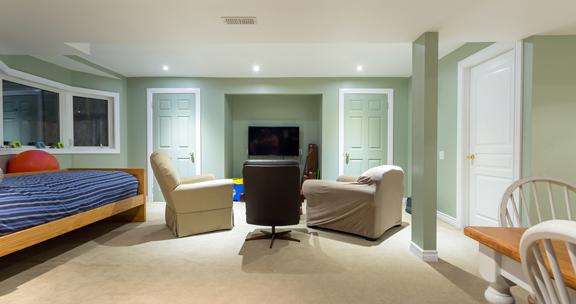 Basement Epoxy Floor Coating VA