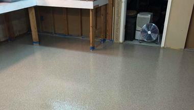 Basement Epoxy Floor Coating
