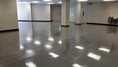 Epoxy Basement Floor Leesburg VA