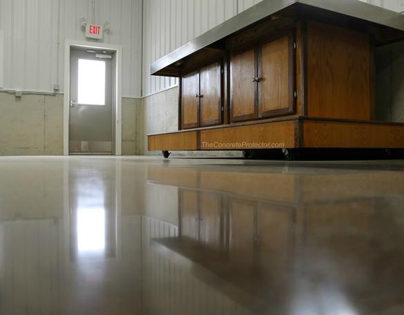 Epoxy Concrete Floor