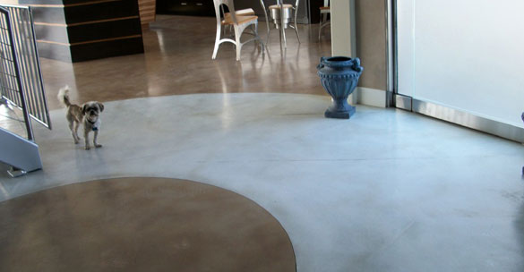 Concrete Flooring Resurfacing
